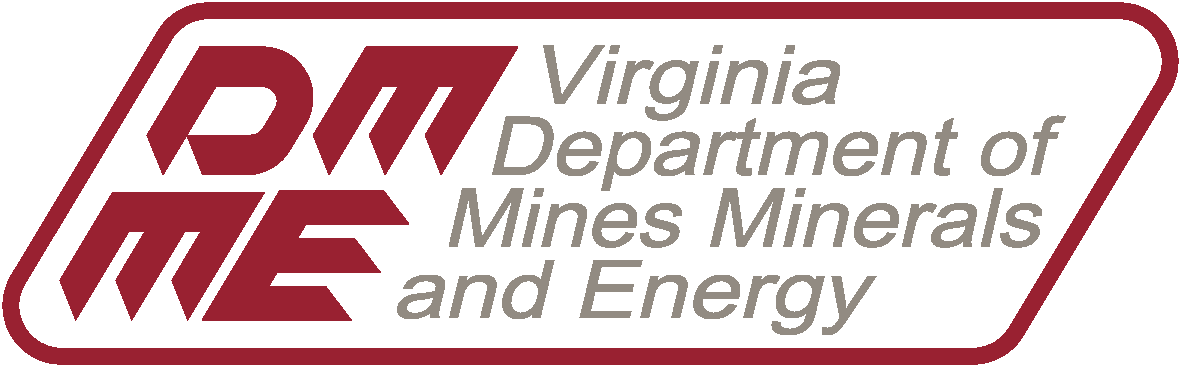 Virginia Department of Mines Minerals and Energy